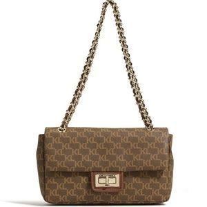 Karl Lagerfeld Paris Agyness Chain Crossbody Bag